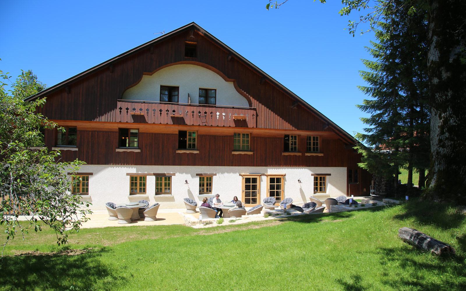 Hôtel Restaurant Haute Joux