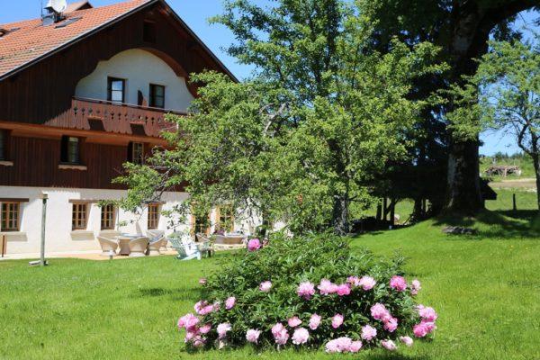 Hôtel Restaurant Le Tillau Jura