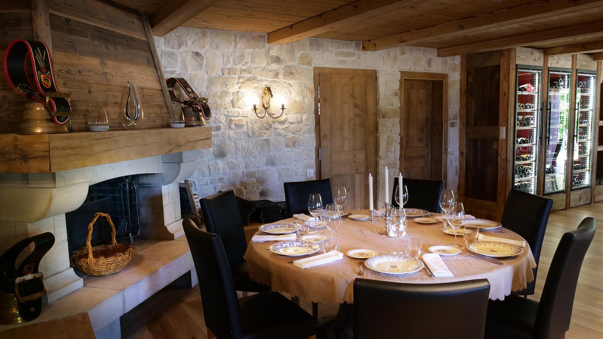 Hôtel Restaurant Le Tillau, Vallorbe