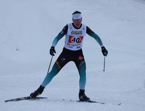 Notre ambassadrice Anouk Faivre Picon championne de France !