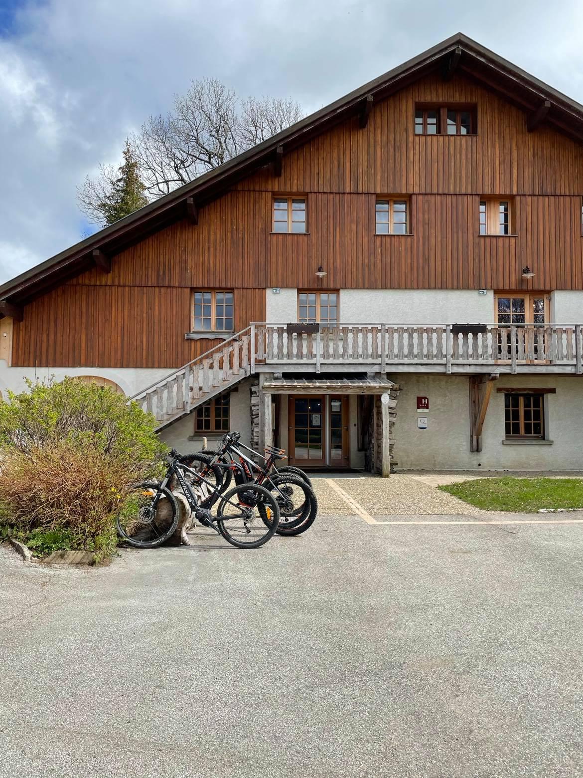 Hôtel Restaurant Pontarlier Vallorbe